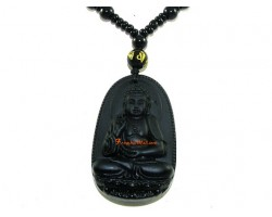 Horoscope Guardian Deity  Protector for Dog and Boar Pendant