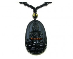 Horoscope Guardian Deity  Protector for Sheep and Monkey Pendant