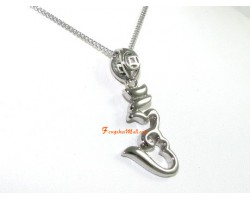Hum Pendant (Silver)