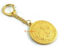 Increase Life Force Medallion Keychain/Pendant