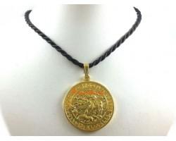 Increase Life Force Medallion Pendant