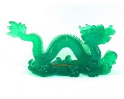 Good Fortune Green Dragon