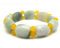 Jade Longevity Tortoise Shell Bracelet