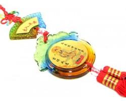 Kuan Yin Amulet Tassel