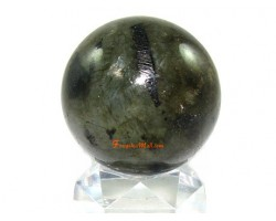 Crystal Ball - Labradorite
