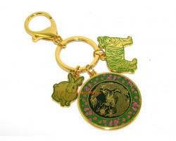 """Lapchun"" Spring Amulet Keychain"