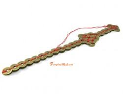 Feng Shui Coin Sword (L)