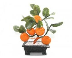 Feng Shui Crystal Orange Tree