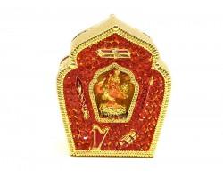"""Manjushri """"Gau"""" Scholastic Success Amulet"""