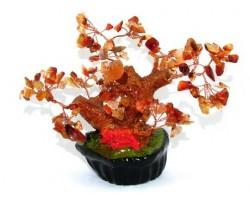 Mini Agate Crystal Tree