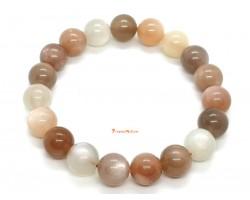 Mixed Colors Moonstone Bracelet