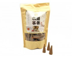 Fragrant Herbal Pagoda Incense (62 pcs)