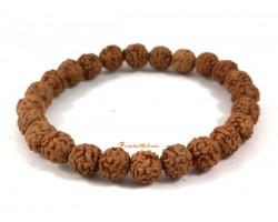 Natural Rudraksha Beads Bracelet