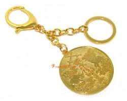 Night Safety Amulet Keychain