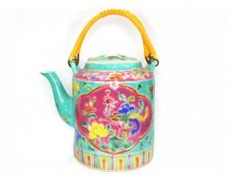 Nyonya Peranakan Teapot (L)