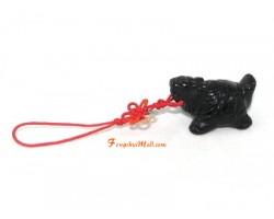 Obsidian Dragon Tortoise Mobile Hanging