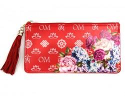 Om Wallet - Red