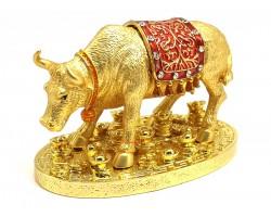 Ox Finding Hidden Wealth