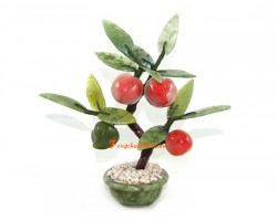 Feng Shui Crystal Peach Tree (s)