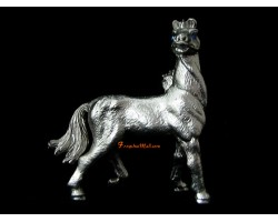 Pewter Horoscope Animal - Horse