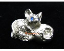 Pewter Horoscope Animal - Rat