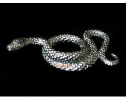Pewter Horoscope Animal - Snake