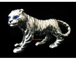 Pewter Horoscope Animal - Tiger