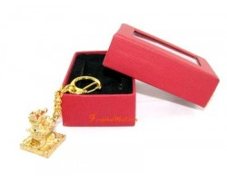 Pi Yao Keychain Lucky Charm