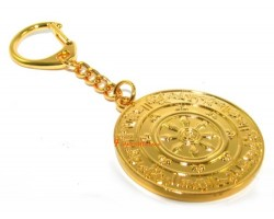 Powerful Protection against 8 Kinds of Black Magic Medallion Keychain/Pendant