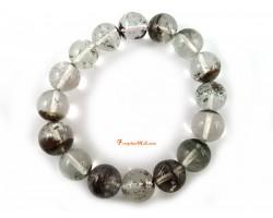 Premium Green Phantom Quartz Bracelet - Yuling Crystal