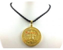 Producing Victory Medallion Pendant