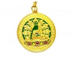Ratnasambhava Buddha Keychain