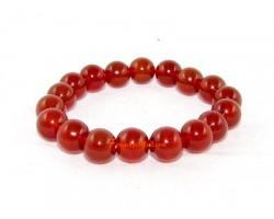 Red Agate Crystal Bracelet