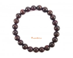 Red Garnet Crystal Bracelet