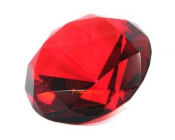 Wishfulfilling Jewel (Red) for Recognition and Love 80mm