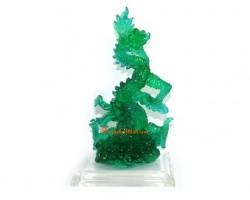 Rising Green Dragon