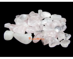 Rose Quartz Crystal Chips (100g)