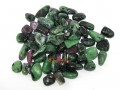 Ruby Zoisite Crystal Chips