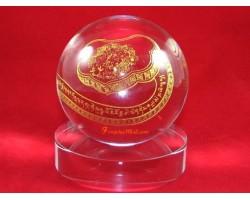 Ru Yi Crystal Sphere