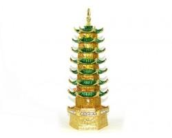 Seven Level Pagoda for Exam Luck