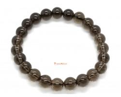 Smoky Quartz Crystal Bracelet - Top Grade