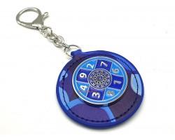 Sum-of-Ten Amulet (Blue)