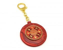 Sum-of-Ten Amulet (Red)