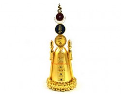 Sun and Moon Five Element Pagoda (7 inches)