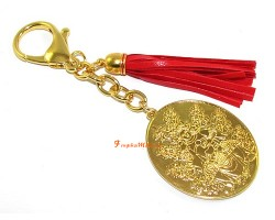 Tai Sui Amulet Keychain 2015