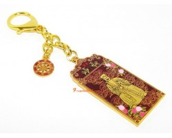 Tai Sui Amulet of 2016 Keychain