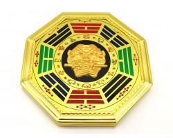 Temple Lion Feng Shui Bagua (L)