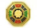 Temple Lion Feng Shui Bagua (S)