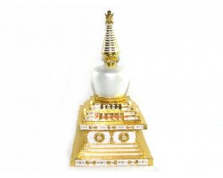 The Stupa of 8 Doors to Abundance