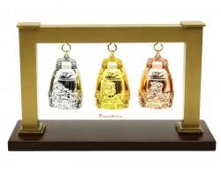 Three Celestial Bells